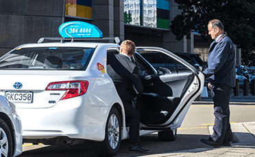 Wellington Combined Taxis IoT